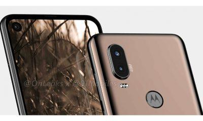 Motorola P40