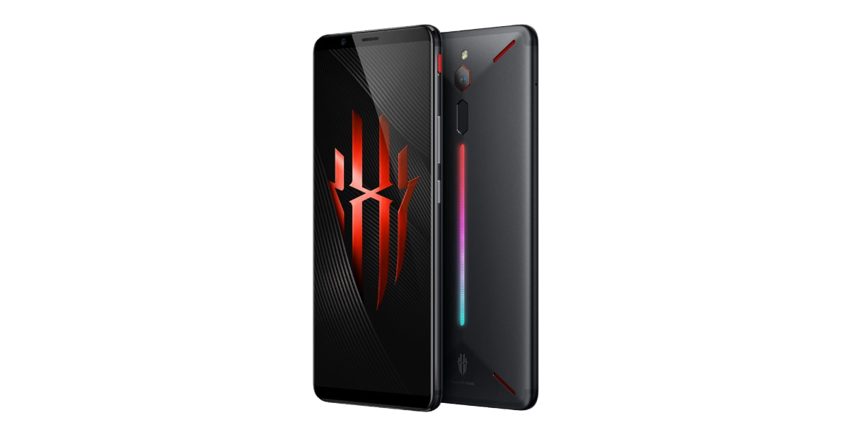 Nubia Red Magic Specifications