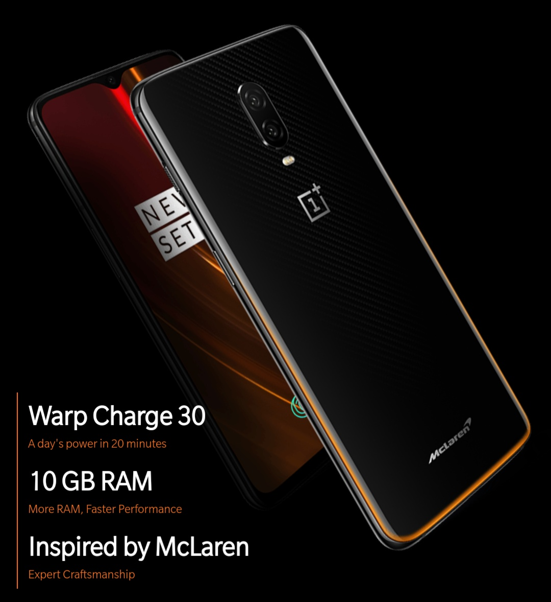 Oneplus 6t 6t Mclaren Edition Review: OnePlus 6T McLaren Edition Launched In India For Rs 50,999