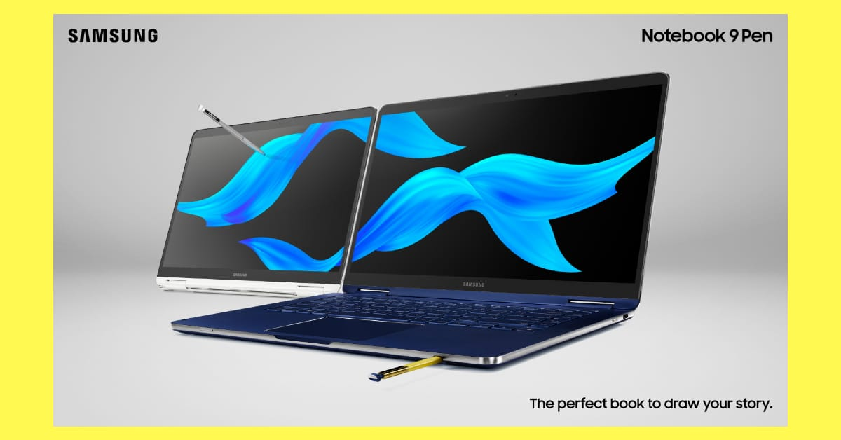 Samsung Notebook 9 Pen Specifications