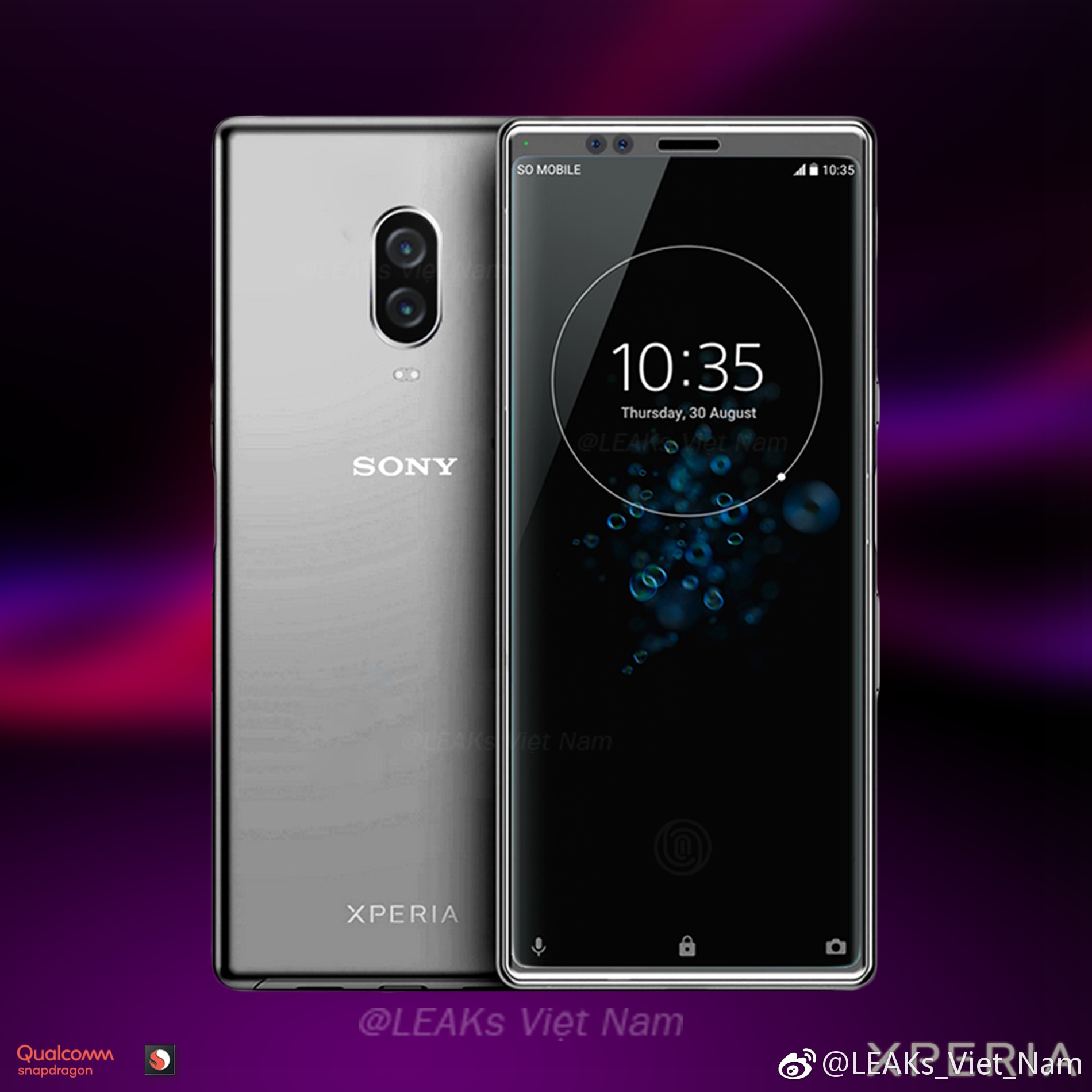 Sony Xperia XZ4 New Renders