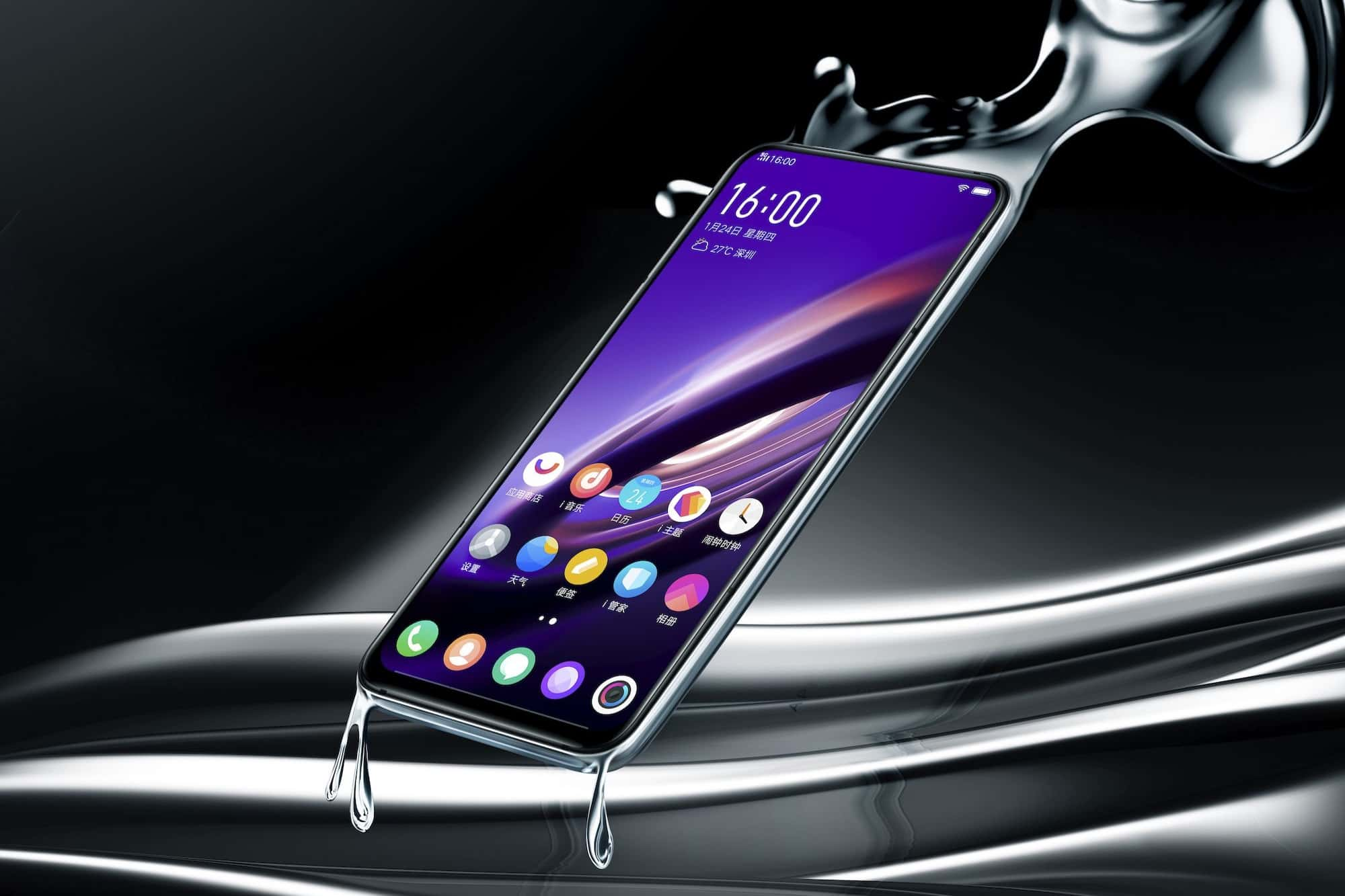 Vivo Apex 2019 Specifications