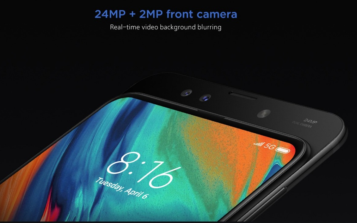 Xiaomi Mi Mix 3 5G launched