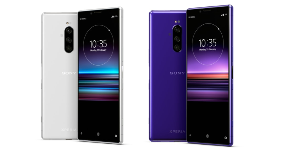 Sony Xperia 1 Features