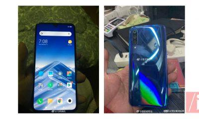 Xiaomi Mi 9 Hands-on Images
