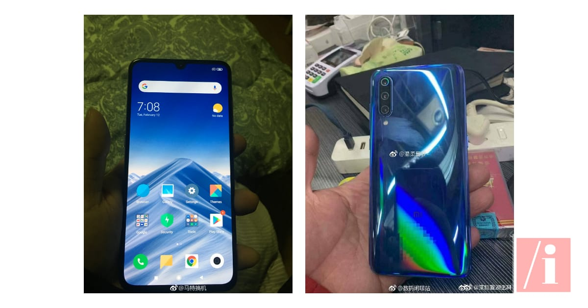 Xiaomi Mi 9 Hands-on Images
