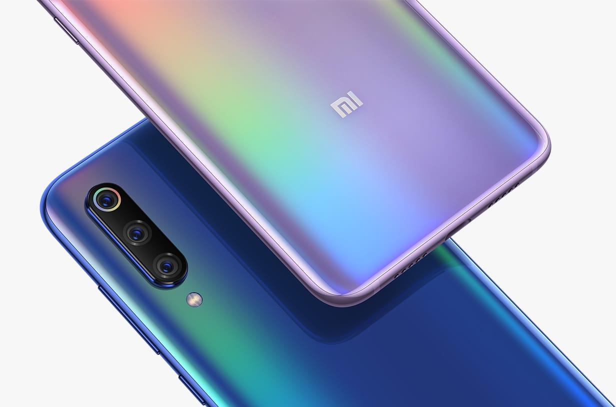 Xiaomi Mi 9 series