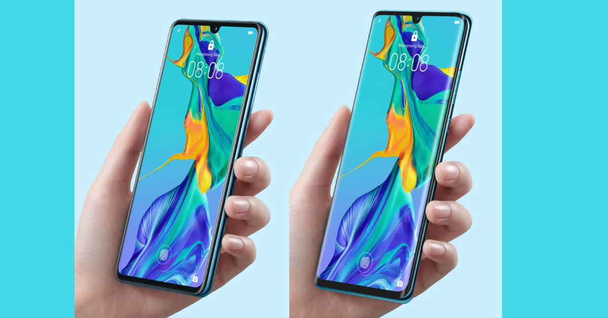 Huawei P30 Price