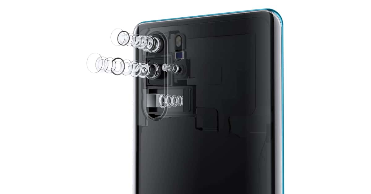 Huawei P30 Pro Camera