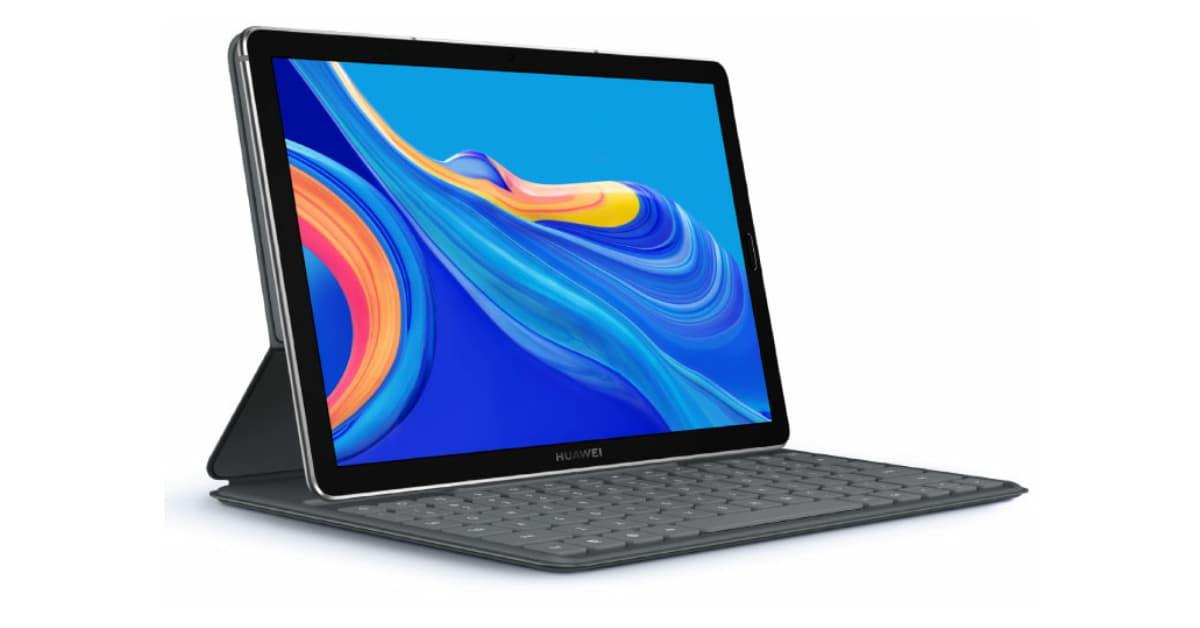 Huawei MediaPad M6 tablet