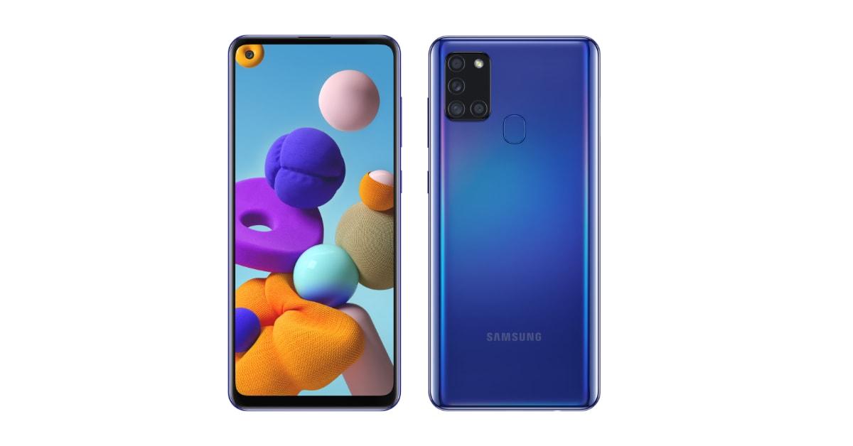 Samsung Galaxy A21s Specs